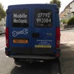 The mobile mike the mechanic van